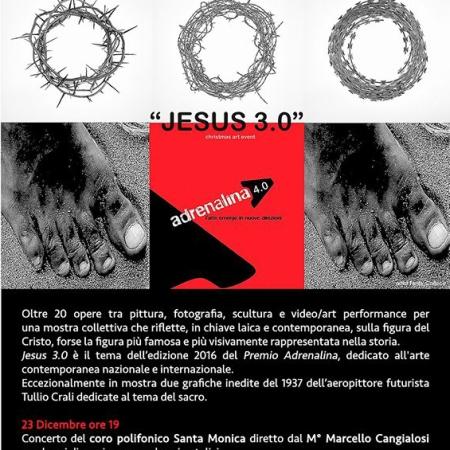 Jesus 3.0 Adrenalina Christmas Event
