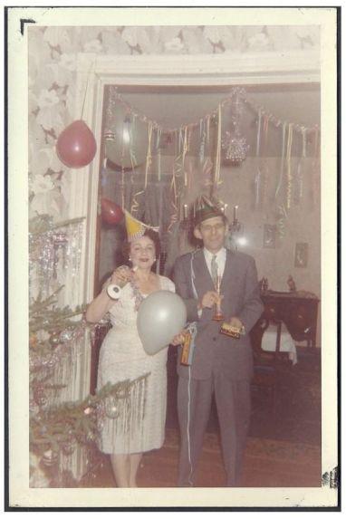 Anche se avevano divorziato, Gladys e Phil non conoscevano nessun altro in grado di superarli nel concorso a coppie 'Drink Till You Drop' (Bevi finché cadi) alla vigilia di Capodanno