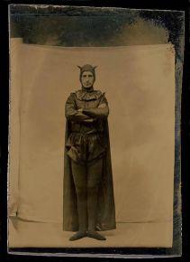 Batman vittoriano, tardo 1800