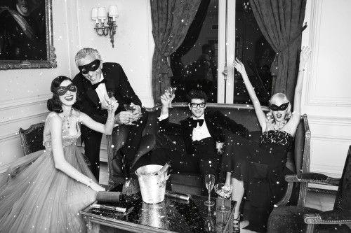 Capodanno in maschera