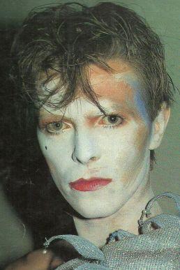 David Bowie, 1980