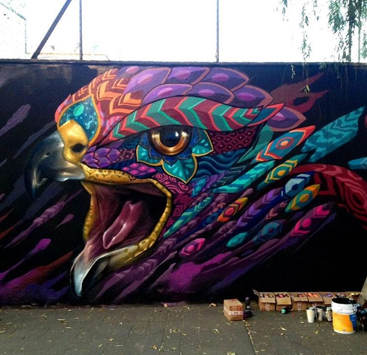 Farid Rueda @Mexico City