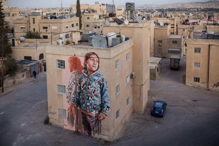 Fintan Magee @Amman, Jordan