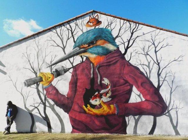 Freskales @El Provencio, Cuenca, Spain