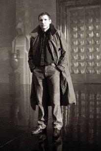 Harrison Ford in Blade Runner, 1982