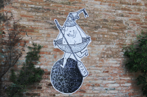 Guerrilla Spam - PROVERBI EMILIANI - Il mondo è tondo e chi non sa navigare va a fondo