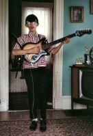 Joey Ramone a 15 anni, circa metà degli anni 1960