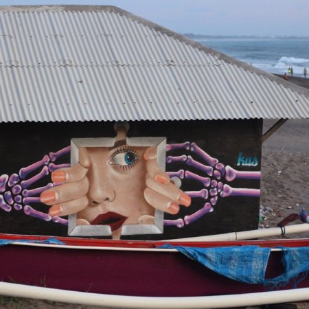 Kas Art @Canggu, Indonesia