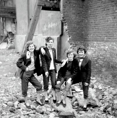 Ken Russell - Rock Steady, 1955