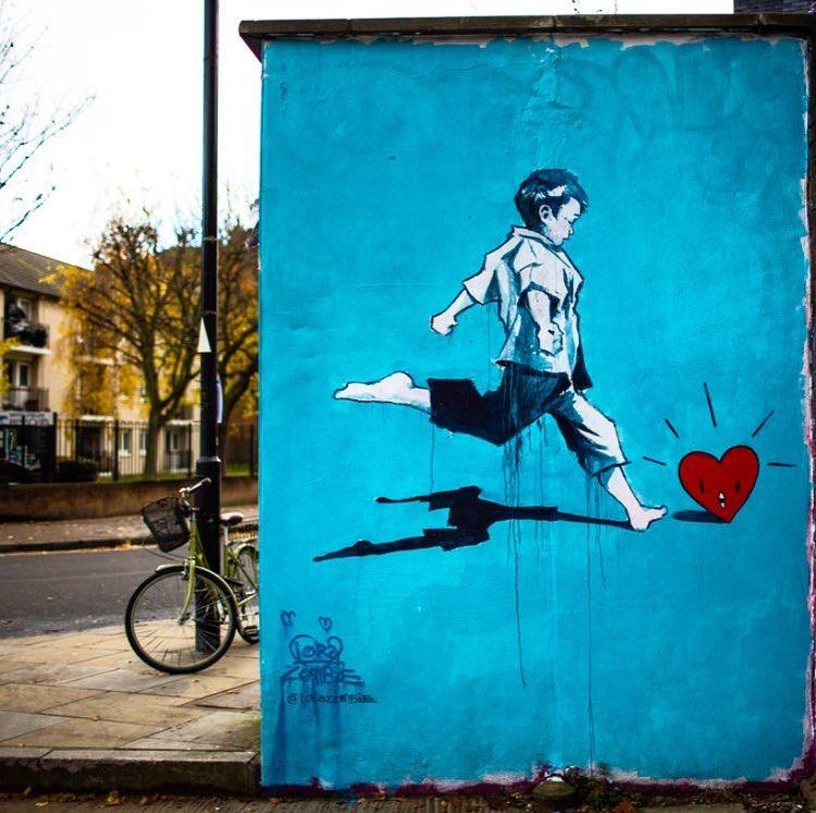 Lora Zombie @London, UK