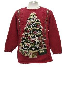 Maglioncino natalizio