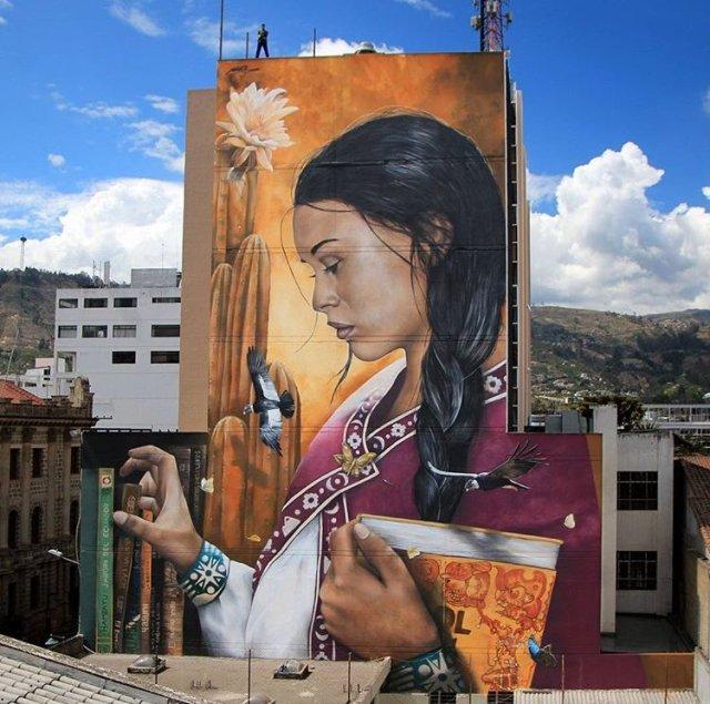 Mantra @Ambato, Ecuador
