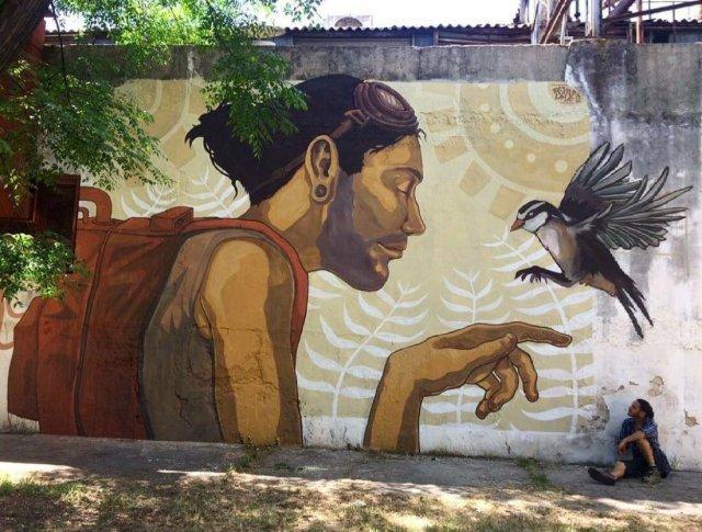 Mr. Lolo e Demo @La Teja, Montevideo, Uruguay