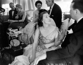 Party di Capodanno 1956 - Foto di Alfred Eisenstaedt