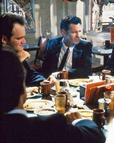 Reservoir Dogs, 1992