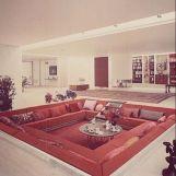 Salotto anni 60