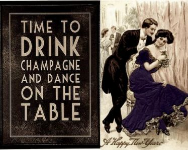 Scandinavia - Time to drink champagne and dance on the table