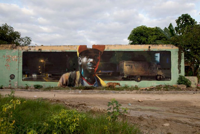 Sebas Velasco @San Pedro de Macorís, Dominican Republic