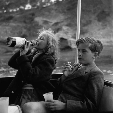 Yvonne e Alexander Sayn-Wittgenstein