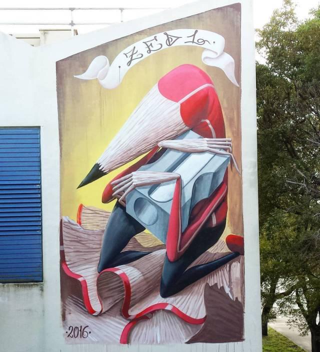 Zed1 @Miami, Florisa, USa