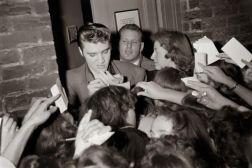 17 marzo 1956. Elvis allo Studio 50, New York