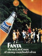 1970, Pubblicità Fanta