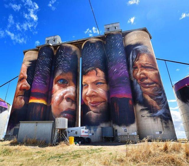 Adnate @Sheep Hills, Victoria, Australia