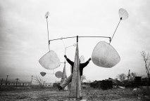 Alexander Calder, Roxbury, 1964 © Estate Ugo Mulas, Milano