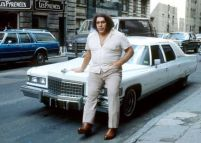 Andre the Giant, NYC. 1970