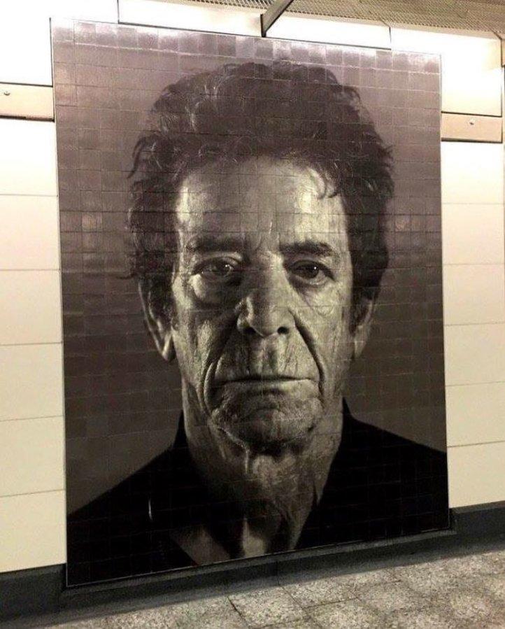 Chuck Close @New York City, USA
