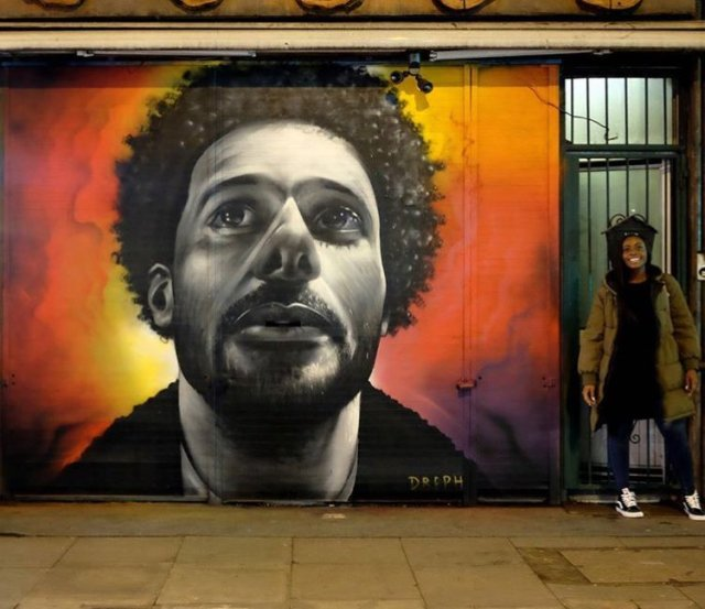 Dreph @Shoreditch, London, UK