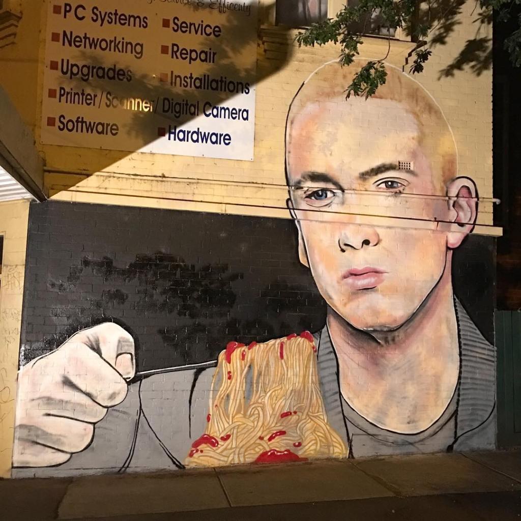 Eminem by Lushsux