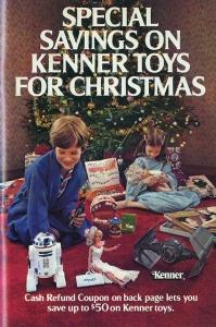 Giocattoli Kenner per Natale, 1979