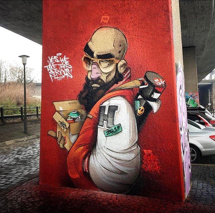 Hombre SUK @Mannheim, Germany
