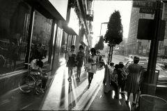 Los Angeles, California, 1969. Foto di Garry Winogrand