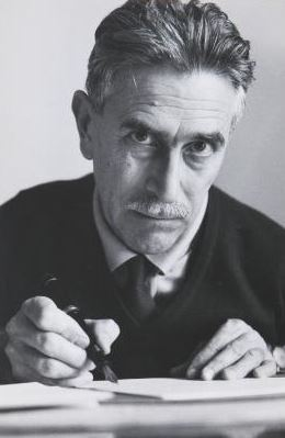 Mario Soldati , ca. 1960–1969. Fotografia di Ugo Mulas