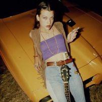 Milla Jovovich in Dazed & Confused, 1993