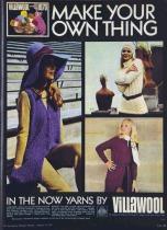Moda maglia, 1970