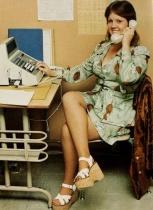 Moda ufficio, 1972