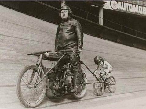 Moto Pace-setter, c. 1930