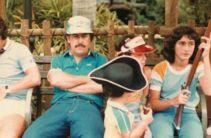Pablo Escobar e la famiglia a Disney World, 1981