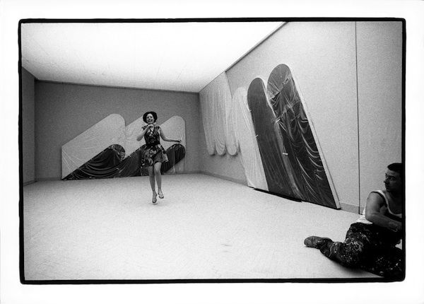 "Sala di Rodolfo Aricò, XXXIV Esposizione Biennale Internazionale d'Arte ""Photo Ugo Mulas © Ugo Mulas Heirs. All rights reserved"""