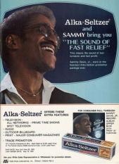 Sammy Davis Jr. per Alka Seltzer