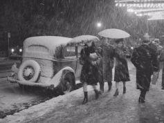 San Valentino. Tempesta di neve, Boston, 14 febbraio 1940