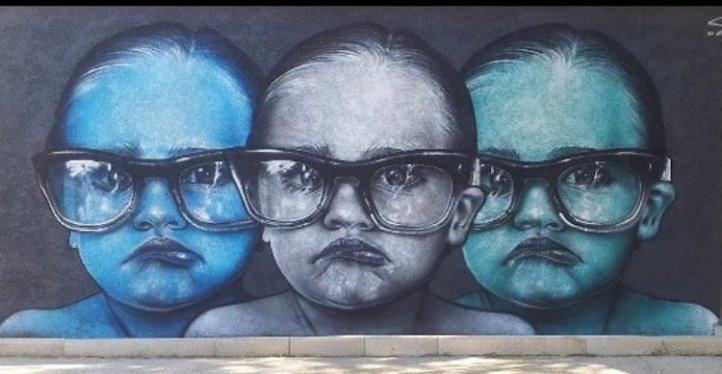 Street art by Seno