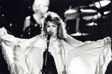 Stevie Nicks all'US Festival nel 1983