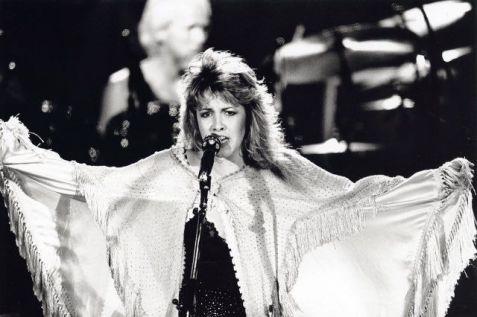 Stevie Nicks all'US Festival nel 1983