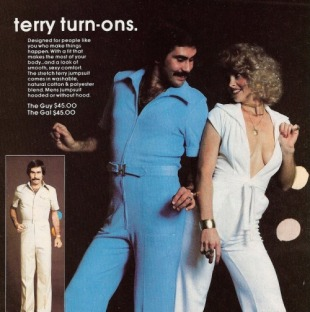 Terry Turn-Ons! Moda per la discoteca 1970