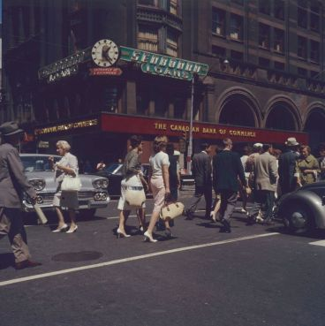 Toronto, Ontario, Settembre 1961