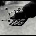Ugo Mulas – Alexander Calder, Saché 1963. Ugo Mulas©Eredi Ugo Mulas